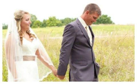 Kristi Klingler, Jason Amundson, Outdoor Wedding, Barn Wedding, Rustic Summer Tent Wedding, Outdoor Ceremony, Southern Minnesota Wedding, SMNBride, Southern Mn Real Wedding, G & K Rental, Bridal, Tux
