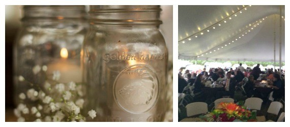 Kristi Klingler, Jason Amundson, Outdoor Wedding, Barn Wedding, Rustic Summer Tent Wedding, Outdoor Ceremony, Southern Minnesota Wedding, SMNBride, Southern Mn Real Wedding, G & K Rental, Bridal, Tux