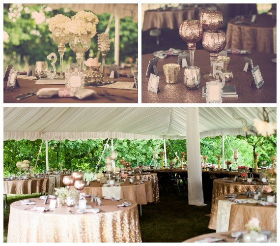 James Nadine Vintage Glam Meets Rustic Chic Outdoor Ceremony Wedding Reception