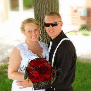 Amy & Dale, Outdoor Southern Minnesota Wedding, Summer Wedding, Mn, Bride, Wedding Ideas, Groomsman, Tux, Groom, Mankato Bridal, Real Wedding