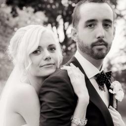 Amy & Tony Oberle, Real wedding, Mankato & Southern Minnesota, It's Just Us Photography, Blush Pink Gold Wedding, Tent Wedding Reception